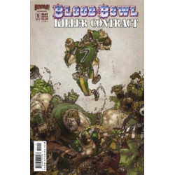 Blood Bowl: Killer Contract  Issue 1