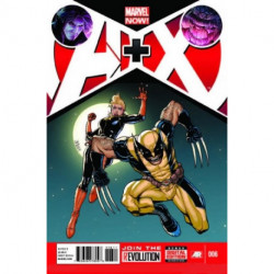A+X (plus)  Issue 06