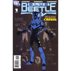 Blue Beetle Vol. 7  Issue 1c
