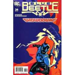 Blue Beetle Vol. 7  Issue 34