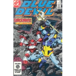 Blue Devil  Issue 2