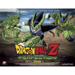 Dragon Ball Z TCG Booster Pack: Perfection