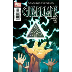 Guardians Set Issues 1-5