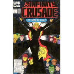 Infinity Crusade Issue 1