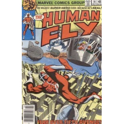 Human Fly Issue 14