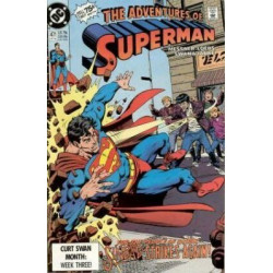 The Adventures of Superman Vol. 1 Issue 471