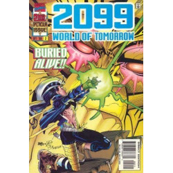 2099: World of Tomorrow Issue 2