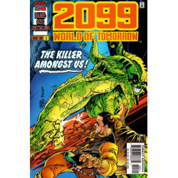 2099: World of Tomorrow Issue 3