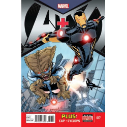 A+X (plus) Issue 17