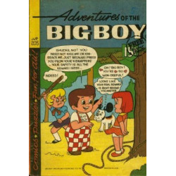 The Adventures of Big Boy Vol. 1 Issue 205