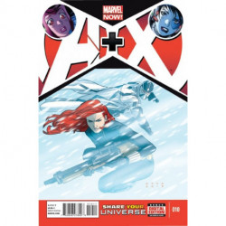 A+X (plus)  Issue 10