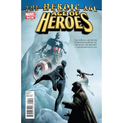 Age of Heroes Issue 4