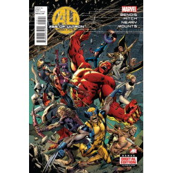 Age of Ultron  Issue 5