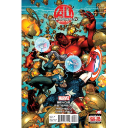 Age of Ultron  Issue 6