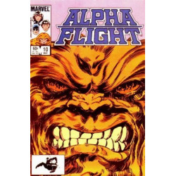 Alpha Flight Vol. 1 Issue 010