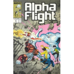 Alpha Flight Vol. 1 Issue 061