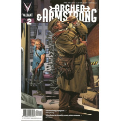 Archer & Armstrong Vol. 2 Issue 02