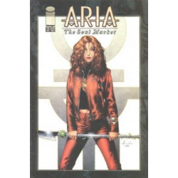 Aria: The Soul Market Issue 2b Variant