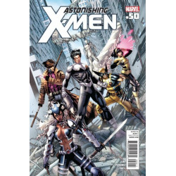 Astonishing X-Men Vol. 3 Issue 50