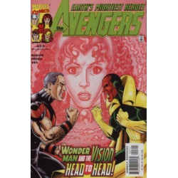 Avengers Vol. 3 Issue 23