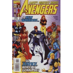 Avengers Vol. 3 Issue 13