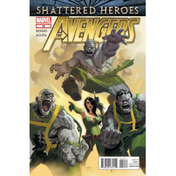 Avengers Vol. 4 Issue 20
