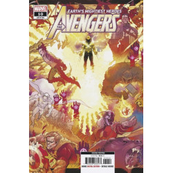 Avengers Vol. 7 Issue 10L Variant