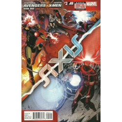 Avengers & X-Men: Axis  Issue 02