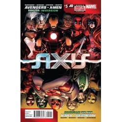 Avengers & X-Men: AXIS Issue 5