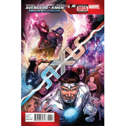 Avengers & X-Men: AXIS Issue 6