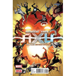 Avengers & X-Men: AXIS Issue 9