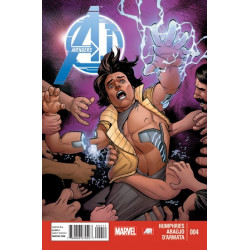 Avengers A.I. Issue 04