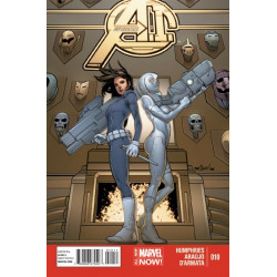 Avengers A.I. Issue 10