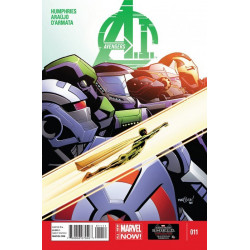 Avengers A.I. Issue 11