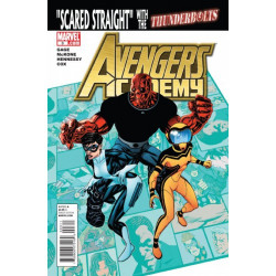 Avengers Academy Issue 03