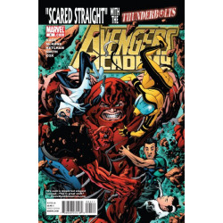Avengers Academy Issue 04