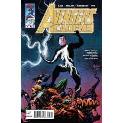 Avengers Academy Issue 05