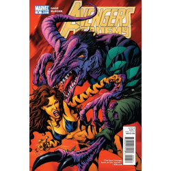 Avengers Academy Issue 06
