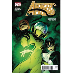 Avengers Academy Issue 08