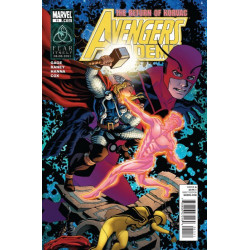 Avengers Academy  Issue 11