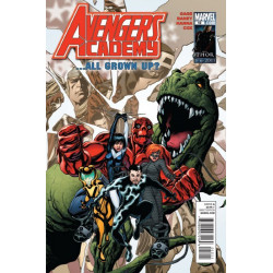 Avengers Academy Issue 12
