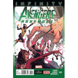 Avengers Assemble Issue 20