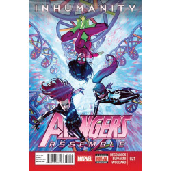 Avengers Assemble Issue 21
