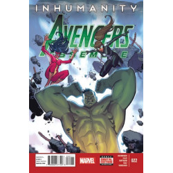Avengers Assemble Issue 22