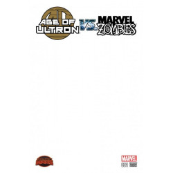 Age of Ultron Vs Marvel Zombies Issue 1D Variant