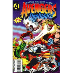 Avengers: Unplugged Issue 1