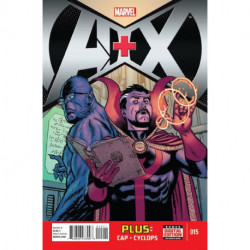 A+X (plus)  Issue 15
