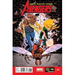 Avengers: Earth's Mightiest Heroes Vol. 4  Issue 17