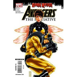 Avengers: The Initiative  Issue 20