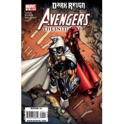 Avengers: The Initiative Issue 25